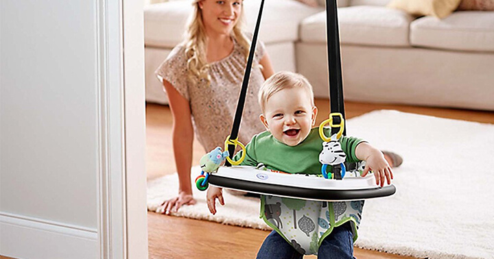 Top 10 Best Baby Door Jumpers In 2017 Reviews