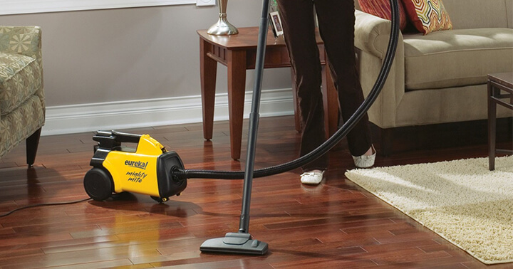 Top 10 Best Canister Vacuums​ Cleaner In 2017 Reviews
