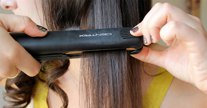 Top 10 Best Flat Iron Hair Straightener For All Hair Types Reviews