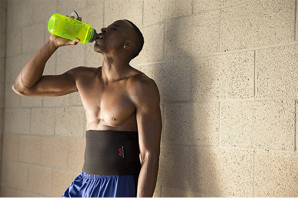 McDavid Waist Trimmer Ab belt Abdominal Muscle & Back Supporter