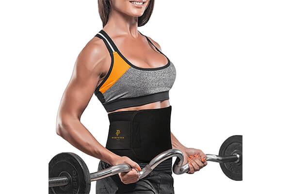 Perfotek Waist Trimmer Belt, Weight Loss Wrap