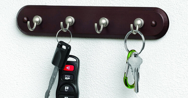 Top 10 Best Wall Key Holders Reviews