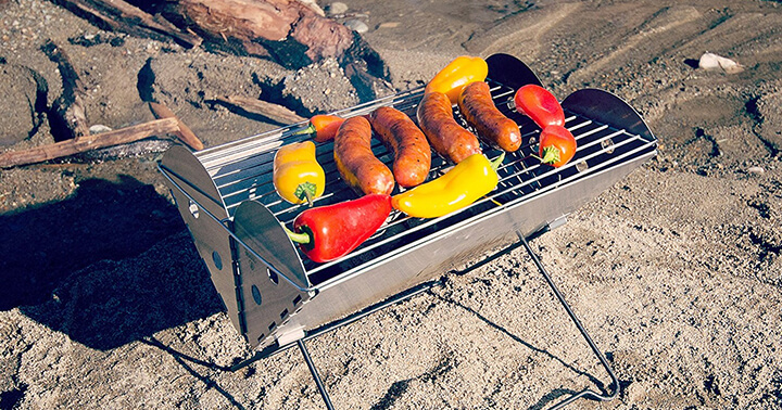 Top 10 Best Portable Charcoal Grills Reviews