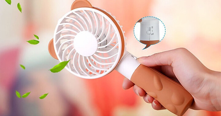 Top 10 Best Handheld Fans Reviews