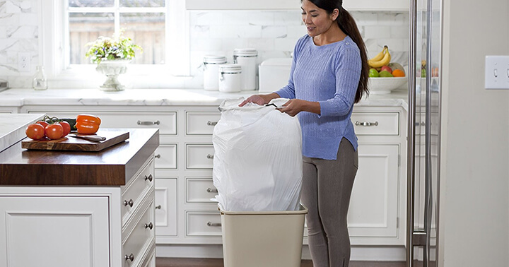 Top 10 Best Trash Bags Reviews