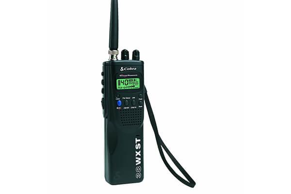 Cobra HH 38 WX ST Hand Held CB Radio