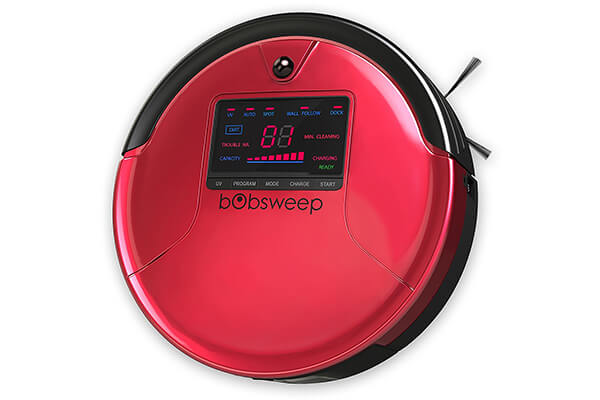 Bobsweep Pethar Robotic Vacuum Cleaner and Mop