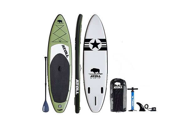 Atoll Foot Paddle Board