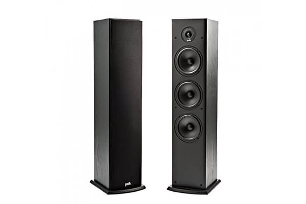 Polk Audio T50 Music Floor Standing Tower Speaker