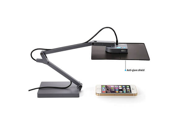 Ipevo Ziggi-HD Plus High-Definition Document Camera (CDVU-06IP)