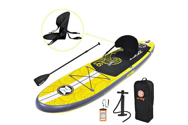 Zray Paddle Board Set