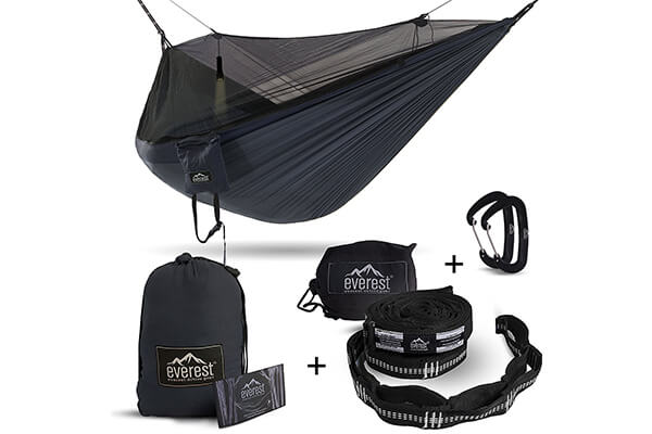 Double Hammock - Everest | Camping and Outdoors Hammock