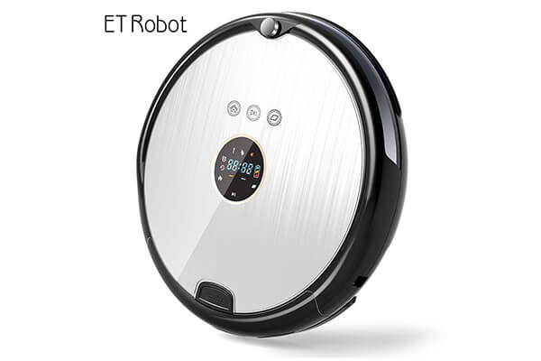 ETrobot Robotic Vacuum Cleaner