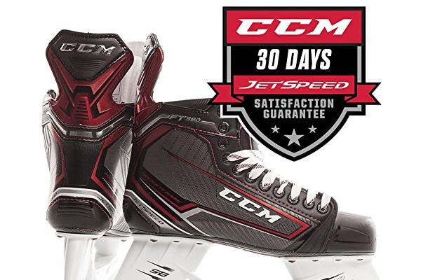CCM Jetspeed FT380 Ice Hockey Skates