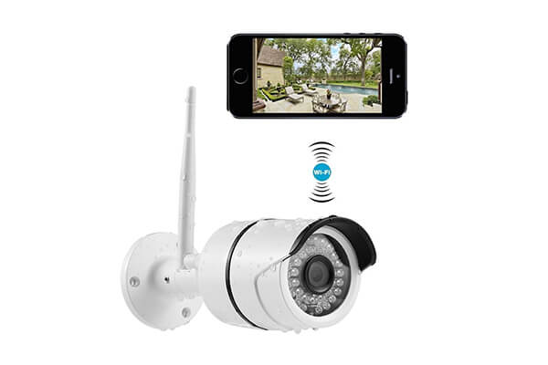 INKERSCOOP Security Camera