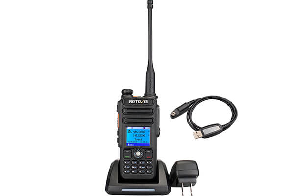 Retevis RT82 Dual Band DMR Digital 2 Way Radio