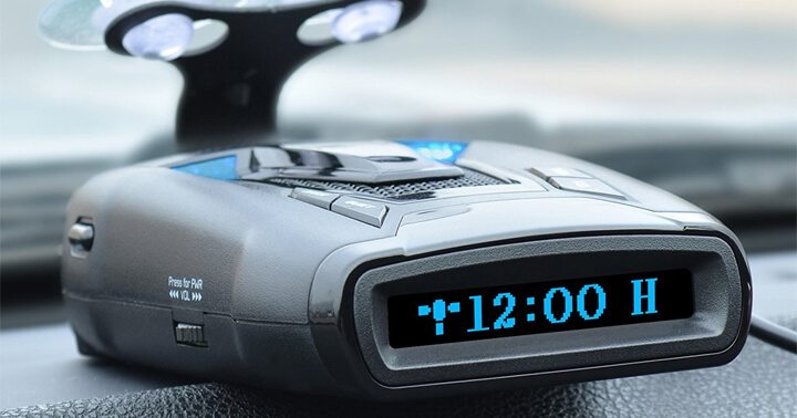 Top 10 Best Radar Detectors Reviews