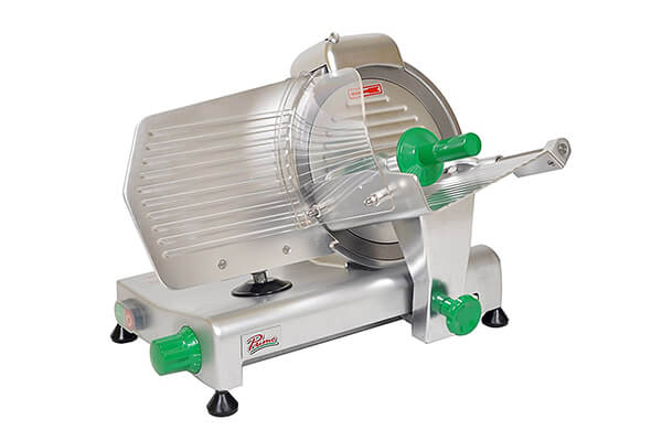PRIMO PS-10 Anodized Aluminum Meat Slicer