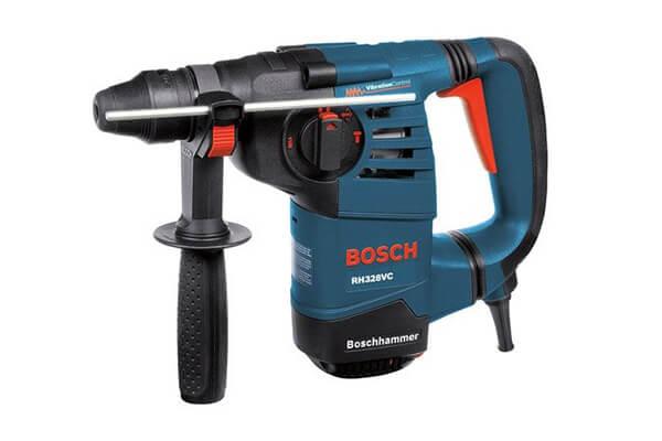 Bosch RH328VC-RT SDS-Plus Rotary Hammer, 1-1/8
