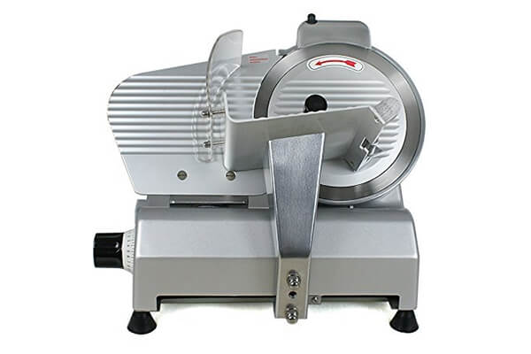 Zeny Electric Deli Meat Cheese Food Slicer