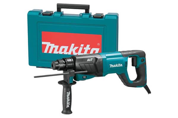 Makita HR2641 AVT Rotary Hammer SDS-PLUS Bits