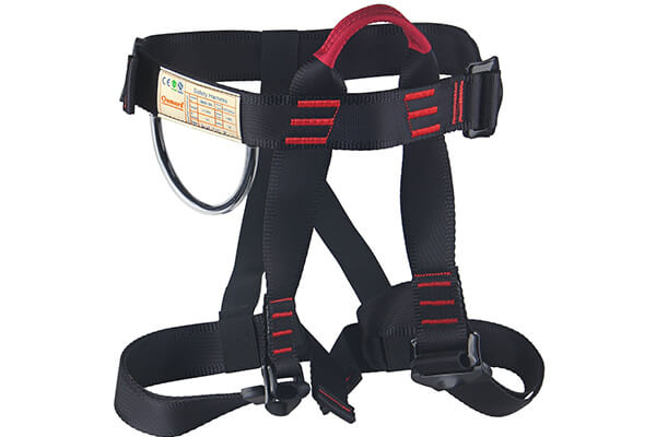 Climbing Harness, Oumers Safe Seat Belts For Mountaineering Harness