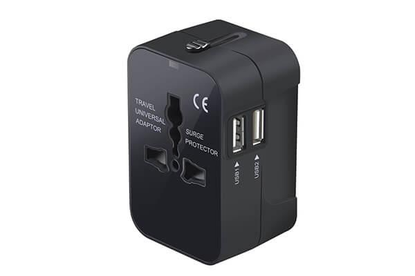 Travel Adapter, Worldwide Universal Travel Adaptor