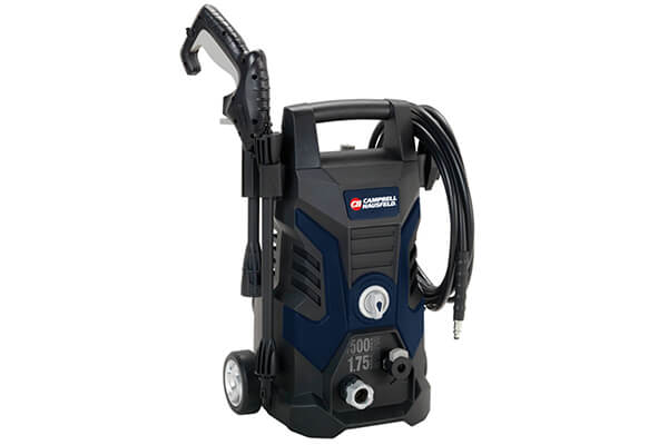 Campbell Hausfeld Pressure Washer, 1500 Max PSI