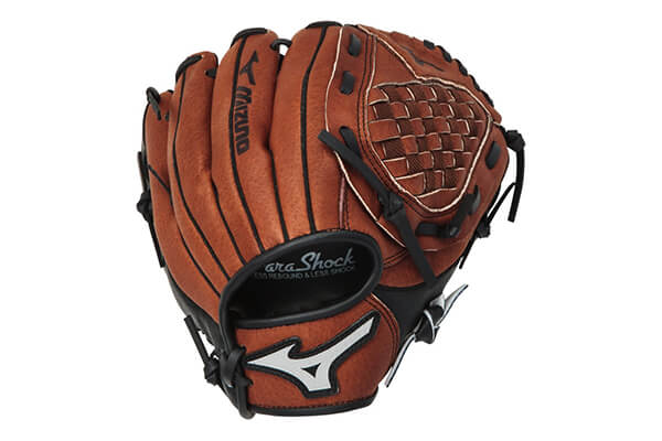 "Mizuno Prospect GPP1000Y2 10"" Infield/Utility Youth Baseball Glove"