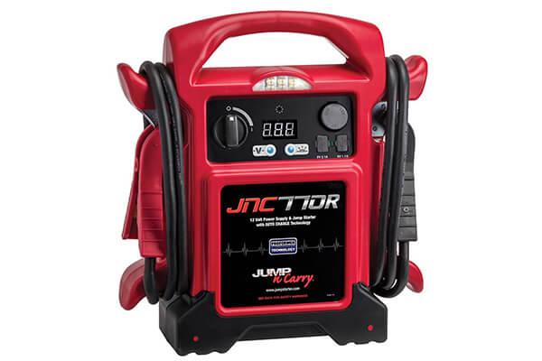 Jump-N-Carry JNC770R 1700 Peak Amp Premium 12-Volt Jump Starter