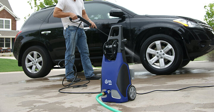 Top 10 Best Electric Pressure Washers Reviews