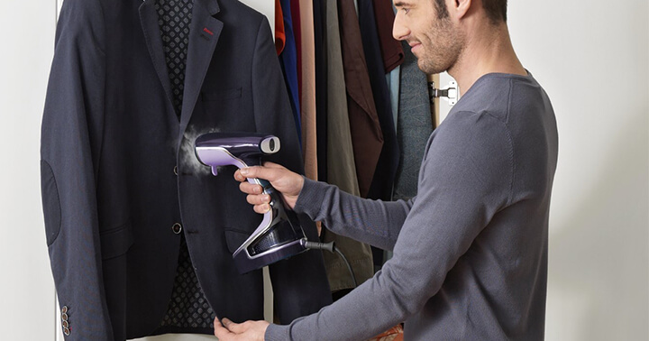 Top 10 Best Handheld Clothes Steamers Reviews