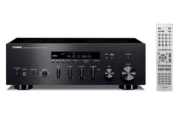 Yamaha R-S500BL Natural Sound Stereo Receiver