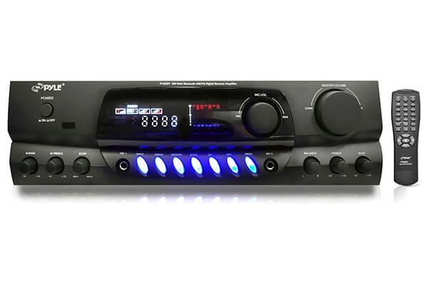 PYLE PT265BT Bluetooth 200W Digital Receiver