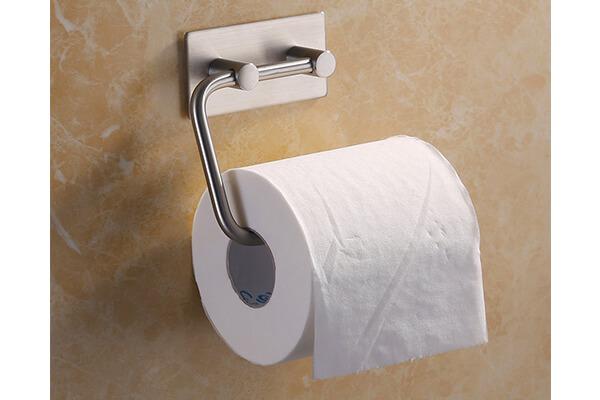 KES Self Adhesive Toilet Paper Holder