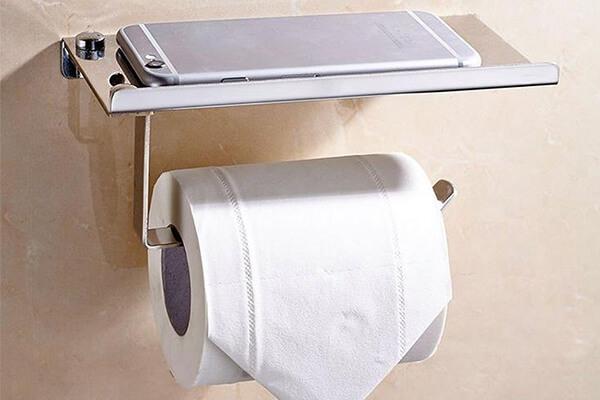 XVL Toilet tissue paper holder