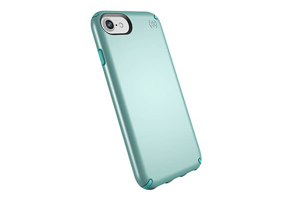 Speck Products Presidio Metallic Case for iPhone 8