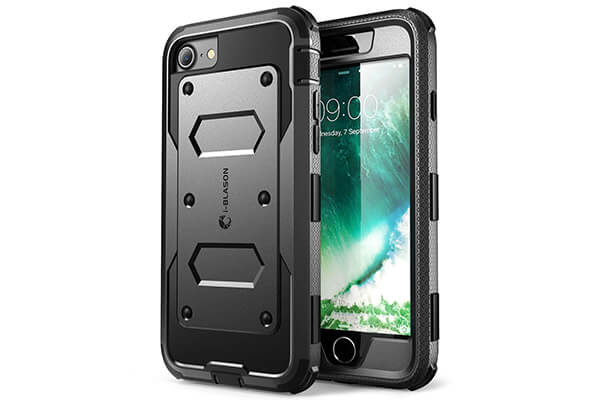 iPhone 8 Case, [Armorbox] Shock Reduction / Bumper Case for Apple iPhone 7 2016 / iPhone 8 2017 Release