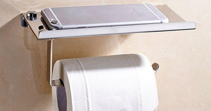 Top 10 Best Toilet Paper Holders Reviews