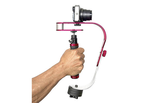 The OFFICIAL ROXANT PRO video camera stabilizer for GoPro