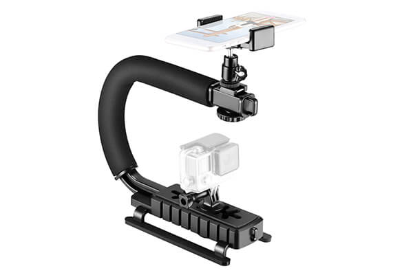 Neewer 4-in-1 C-Shape Rig Handheld Stabilizer