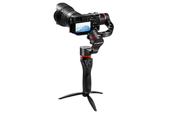 45 Degrees 3-Axis Motorized Gimbal Handheld Stabilizer