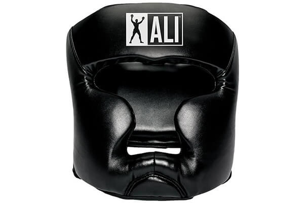 Muhammad Ali - Boxer Circle Outline Headgear