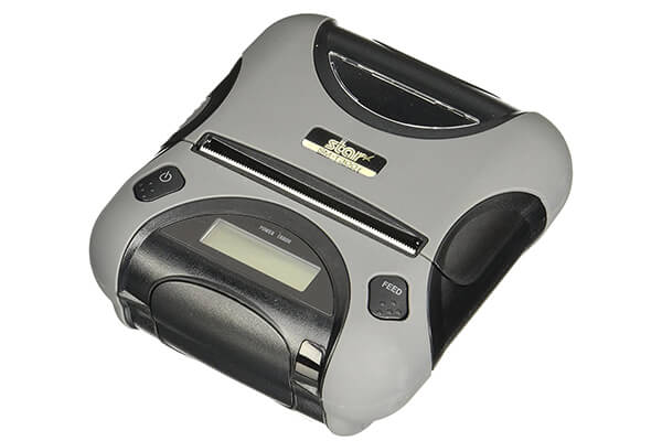 Star Micronics, SM-T300I-DB50, Durable Portable Receipt Printer