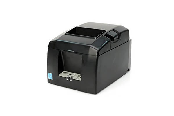 Star Micronics, TSP654IIU-24 GRY US, Thermal Receipt Printer