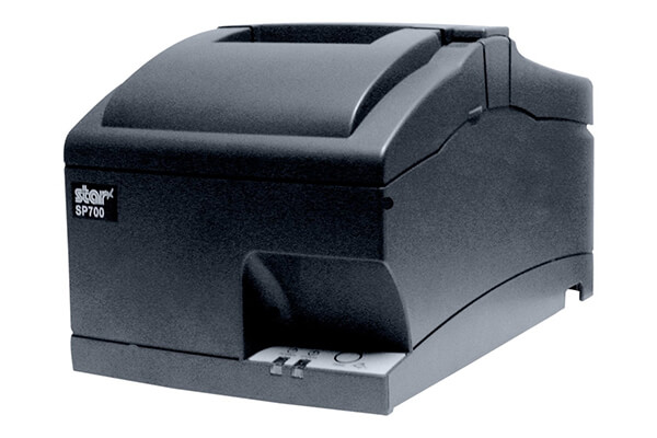 Star Micronics, SP742ME GRY US, Impact Receipt Printer