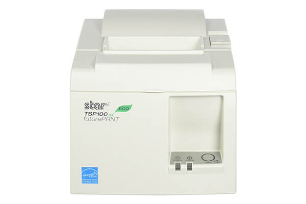 Star Micronics, TSP143IIU WHT US, ECO-Friendly Receipt Printer