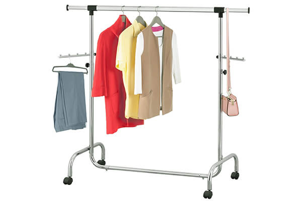 Tatkraft Falcon Heavy Duty 6Ft Clothes Rack