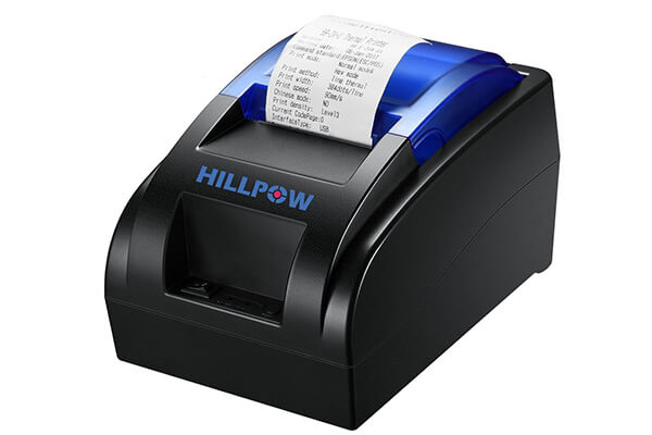 HILLPOW 58MM USB Thermal Receipt Printer