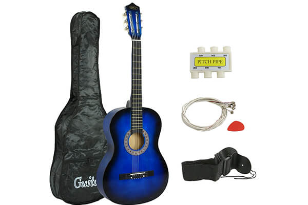 Smartxchoices Acoustic Guitar for Starter Beginner Music Lovers Kids